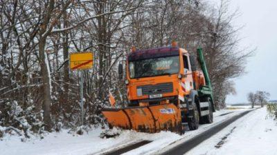 Winterdienst - Leistungen